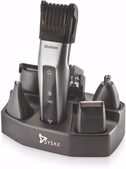Syska HT3052K Corded & Cordless Trimmer for Men