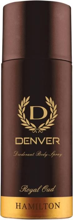 Denver Royal Oud Deodorant Spray  -  For Men