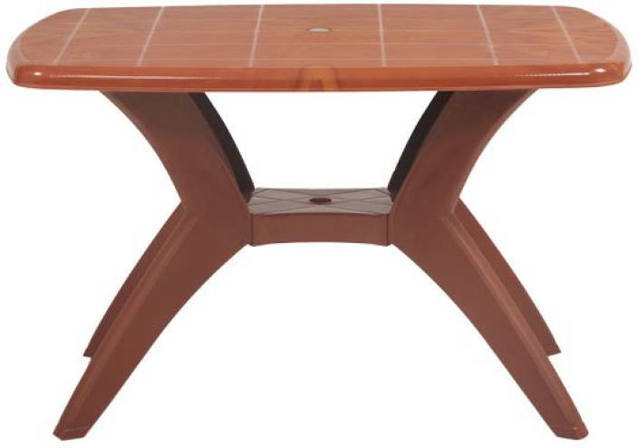 Supreme Melody Plastic 4 Seater Dining Table Price In India