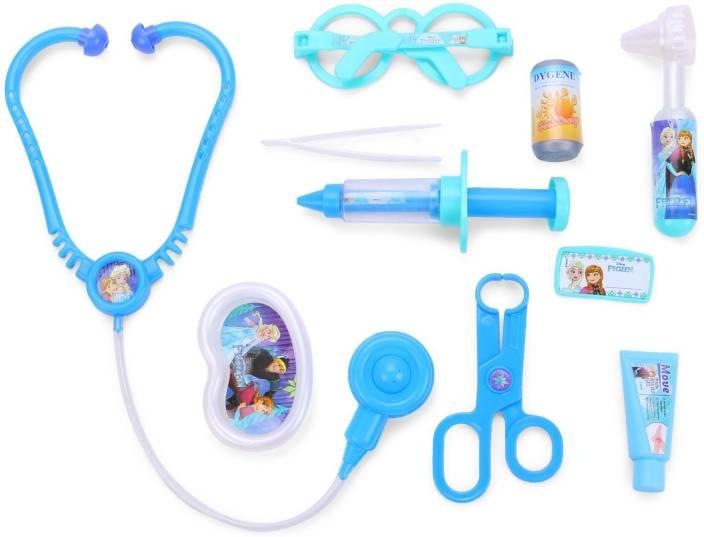 Disney Frozen - Doctor Set-10-pieces