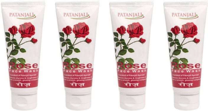 Patanjali Rose  Face Wash