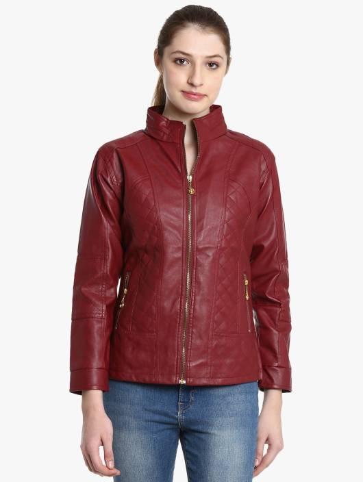 Broadstar Full Sleeve Solid Women's Jacket
