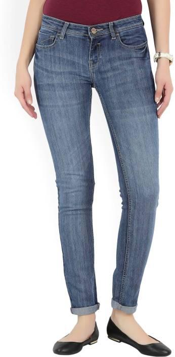 Jealous 21 Slim Women Blue Jeans