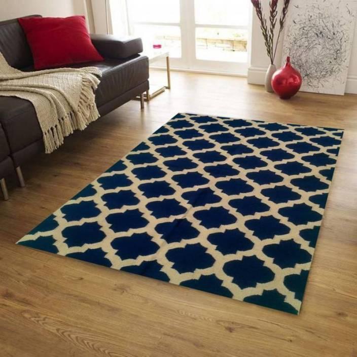 KH Multicolor Velvet Carpet