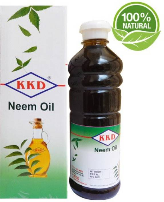 KKD Pure Neem Oil(200 + 200ml) - K K D (Diwali Special 100ml free) Soil  Manure