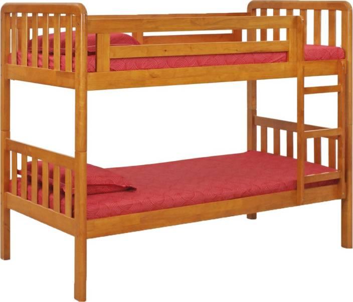 Royaloak Scout Solid Wood Bunk Bed Price In India Buy Royaloak
