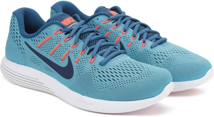 a069419b5209 Nike LUNARGLIDE 8 Running Shoes For Men - Buy CHLORINE BLUE BINARY ...