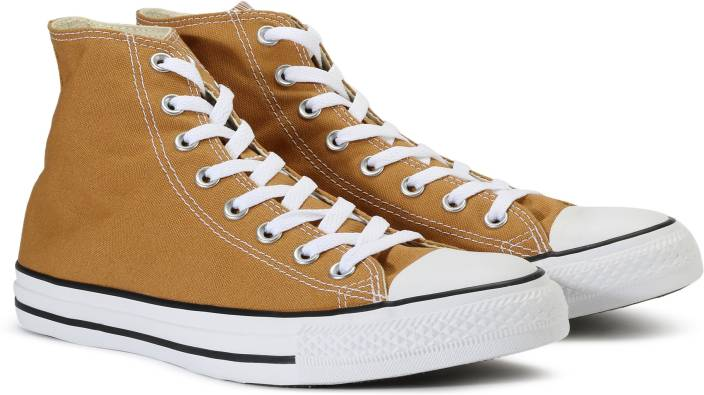 Converse High Ankle Sneakers For Men - Buy Raw Sugar Color Converse ... a14d52cc4