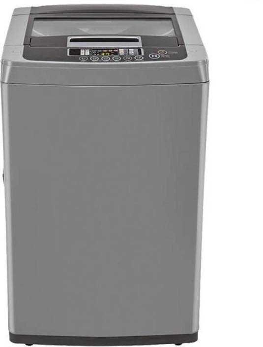 LG 7 kg Fully Automatic Top Load Washing Machine Silver