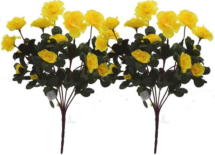 Silk Hibiscus Bouquet
