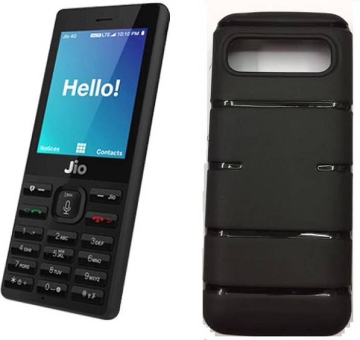 on sale 0d6a8 42e76 Sprik Back Cover for Jio F61