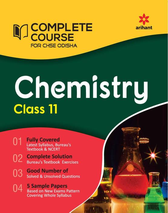 CHSE Odisha Chemistry Complete Course (Class - 11): Buy CHSE