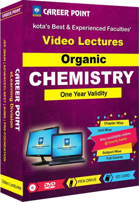 Career Point Kota NEET | JEE Video Lectures Organic Chemistry (1