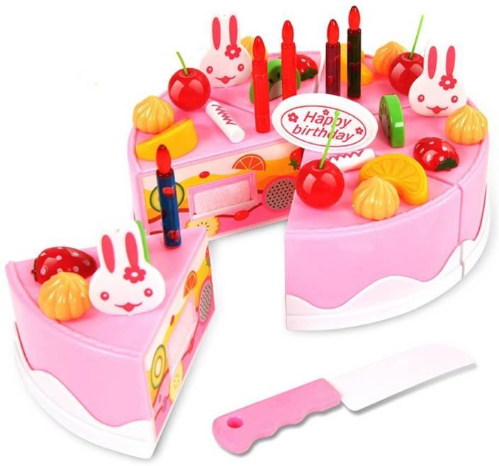 Diy Birthday Cake Toy For Kids 37 Pieces Multi Color Flipzon Original Imaez8mzydwnktncjpegq70