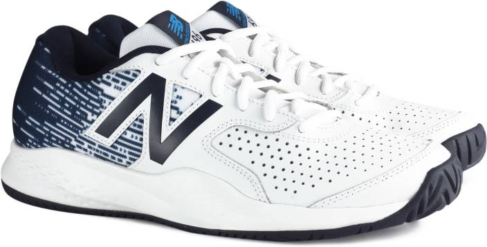 5b7295921b365 New Balance Tennis Shoes For Men - Buy White Color New Balance ...