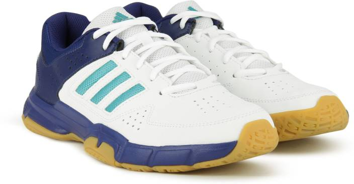 528b095d9d61ef ADIDAS QUICKFORCE 3.1 Badminton Shoes For Men - Buy FTWWHT ENEBLU ...