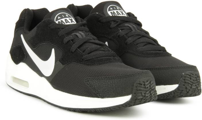 finest selection f1fde 409a0 Nike AIR MAX GUILE Running Shoes For Men (Black)