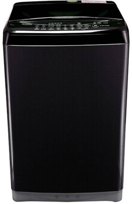 LG 6.5 L Fully Automatic Top Load Washing Machine Black
