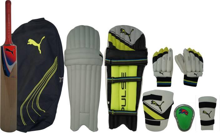 6d44977f234 Puma PULSE JUNIOR 12 Cricket Kit - Buy Puma PULSE JUNIOR 12 Cricket Kit  Online at Best Prices in India - Cricket | Flipkart.com