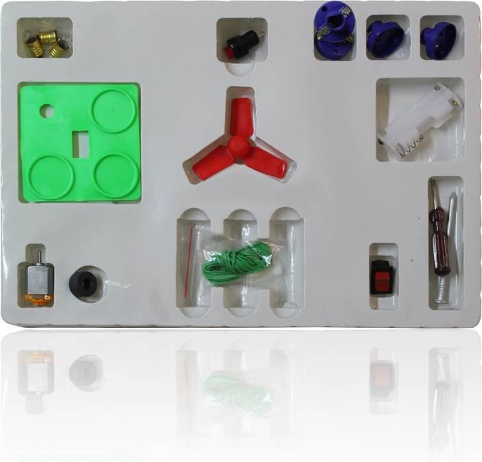 b21c83a8 Akshat Electro Magnetic Set Kit for Kids Science Experiments Basic Toys  Game (Multicolor)