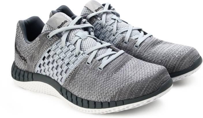 fe46c6f0384c REEBOK ZPRINT RUN CLEAN ULTK Running Shoes For Men - Buy GRY DUST ...