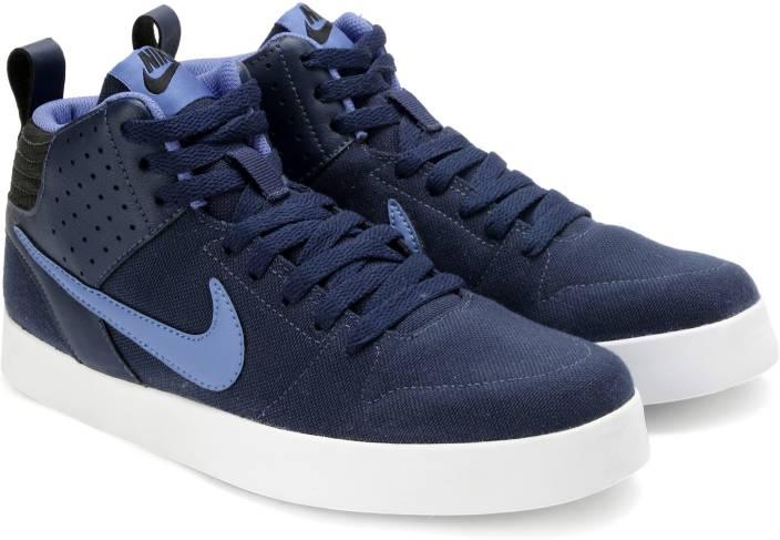 eb24f7d57d4 Nike LITEFORCE III MID Sneakers For Men - Buy BINARY BLUE COMET BLUE ...
