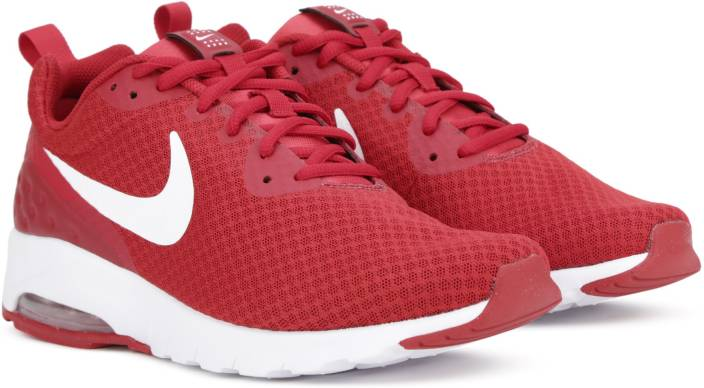 a711450ad431a6 Nike AIR MAX MOTION LW Running Shoes For Men - Buy GYM RED-WHT Color ...