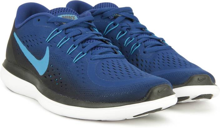 c94f54731621f Nike FLEX 2017 RN Running Shoes For Men - Buy GYMBLU-BLUORB Color ...
