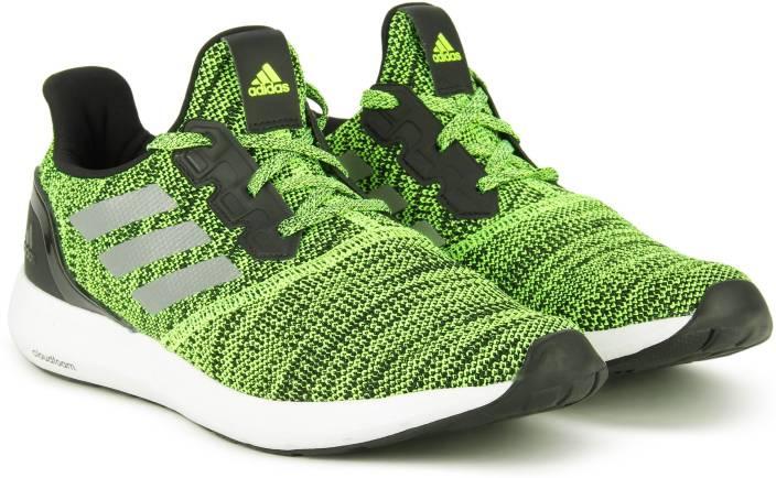 timeless design 08eeb b8dd7 ADIDAS ZETA 1.0 M Running Shoes For Men (Green)