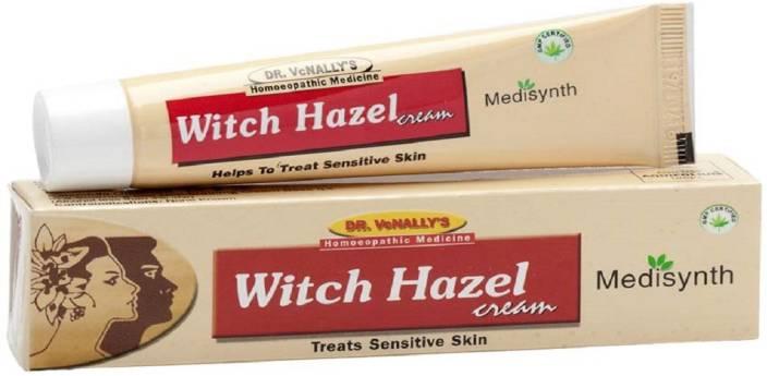 Medisynth Witch Hazel Cream - 20 gm (Pack of 2)