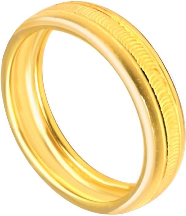 Rsbl Bis Hallmark Line Ring 3 Gram 22kt Yellow Gold Ring Price In