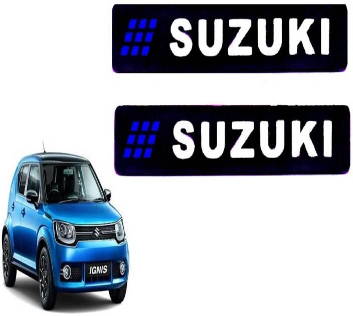 Accessoreez Maruti Suzuki Ignis Car Fancy Lights Price In India