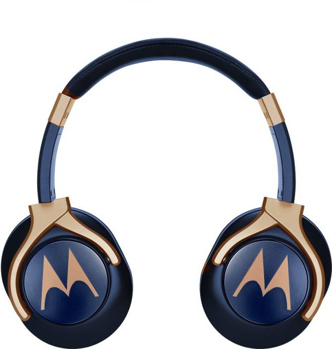 Motorola Pulse 3 Max Wired Headset with Mic