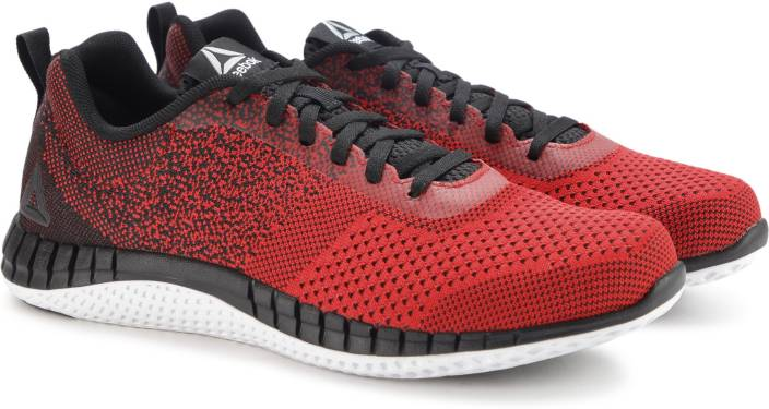 016fd7d9c3e024 REEBOK RBK PRINT RUN PRIME ULTK Running Shoes For Men (Red)