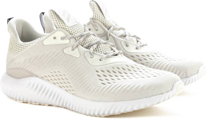 9eb29019d7493 ADIDAS ALPHABOUNCE EM M Running Shoes For Men - Buy CWHITE FTWWHT ...