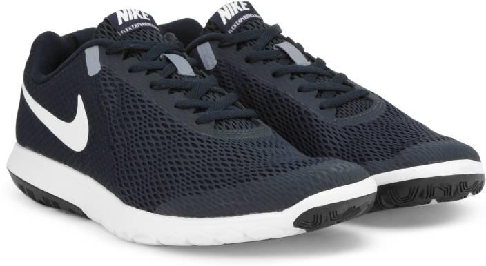 95caa39e9906 Nike FLEX EXPERIENCE RN 6 Running Shoes For Men - Buy OBSIDIAN WHITE ...