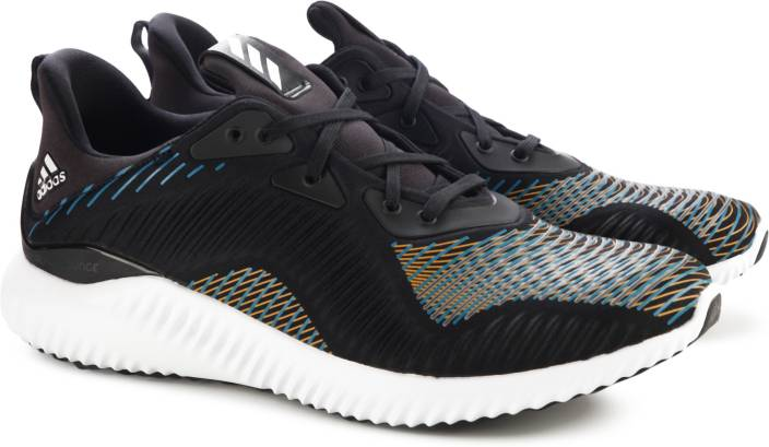 02eec1b23bcd1 ADIDAS ALPHABOUNCE HPC M Running Shoes For Men - Buy CBLACK FTWWHT ...