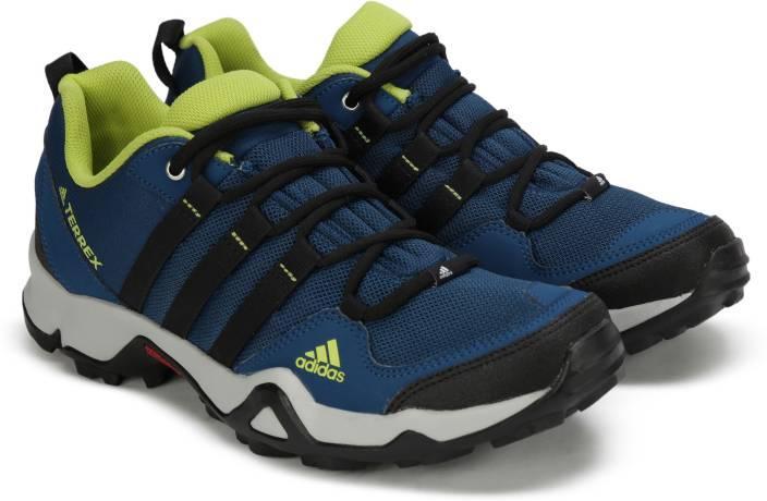 ed73b40370e ADIDAS PATH CROSS Outdoor Shoes For Men - Buy BLUNIT CBLACK SHOSLI ...