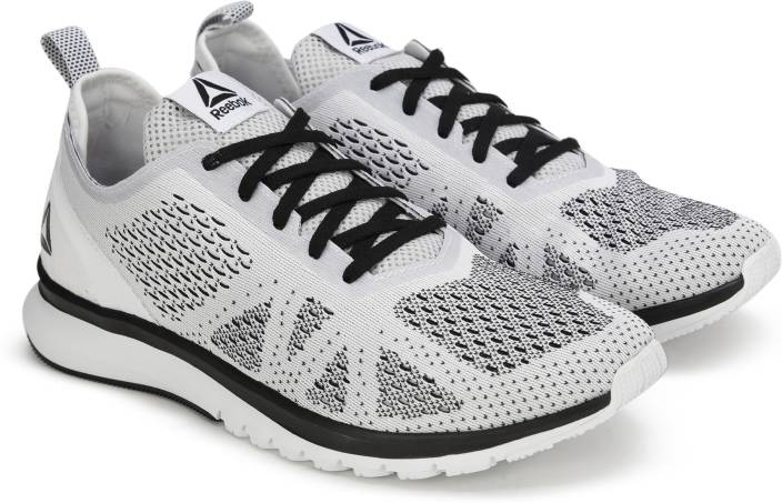 831966ab37ad REEBOK PRINT SMOOTH CLIP ULTK Running Shoes For Men - Buy WHITE ...