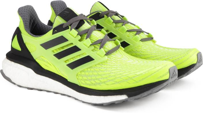 Adidas Energy Boost M Running Shoes For Men Buy Syello Cblack