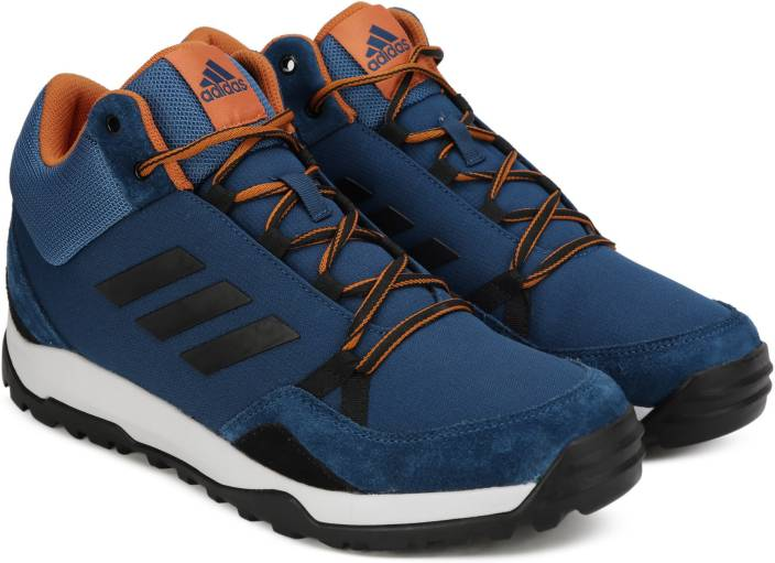 7c32d1ff1f5 ADIDAS HAMPTA Outdoor Shoes For Men - Buy BLUNIT CBLACK CORBLU TACO ...