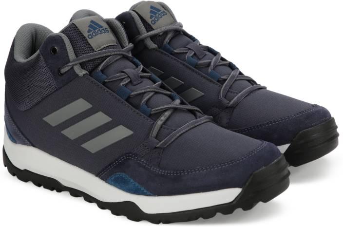 a2d02274389 ADIDAS HAMPTA Outdoor Shoes For Men - Buy TRABLU VISGRE BLUNIT Color ...