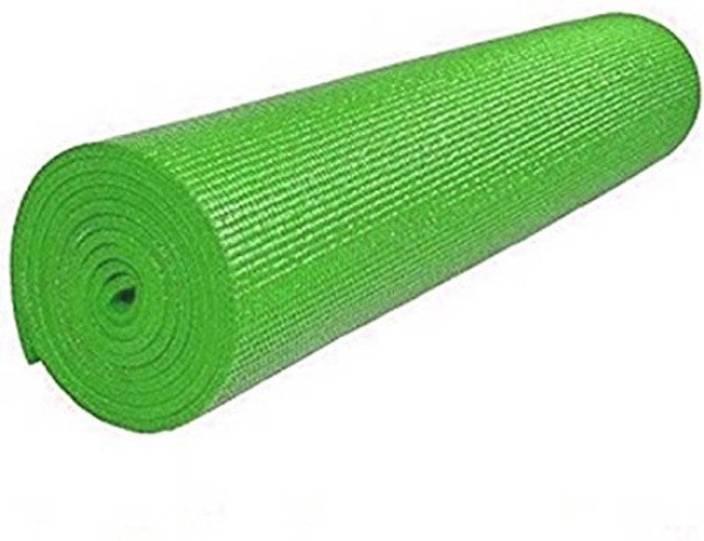 GLS Yoga Mat Green 6 mm Extra Long e4fae03784132