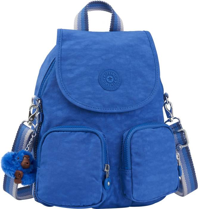 11d47a77ed218 Kipling FIREFLY UP 7.5 L Backpack Saxony Blue C - Price in India ...