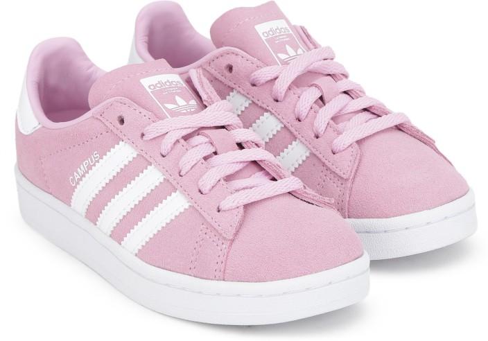 ADIDAS ORIGINALS Boys \u0026 Girls Lace Sneakers