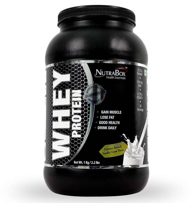 Nutrabox Whey Protein