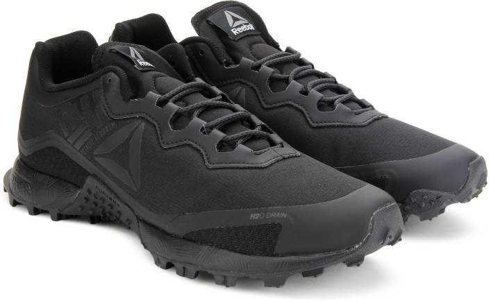 864052cecf1 REEBOK ALL TERRAIN CRAZE Running Shoes For Men - Buy BLACK COAL ...