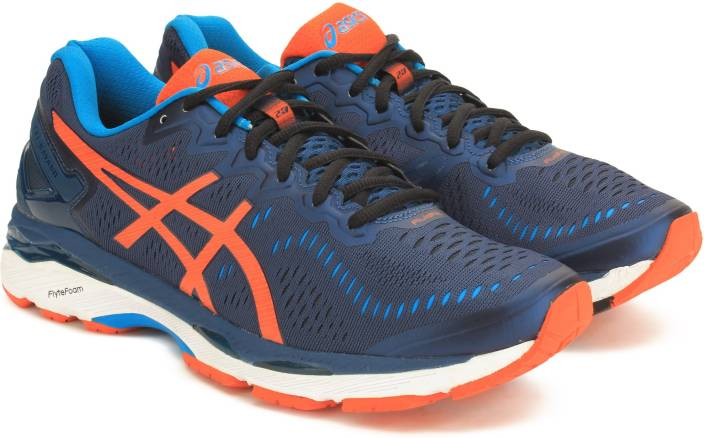 3a8eba01 Asics GEL-KAYANO 23 Running Shoes For Men