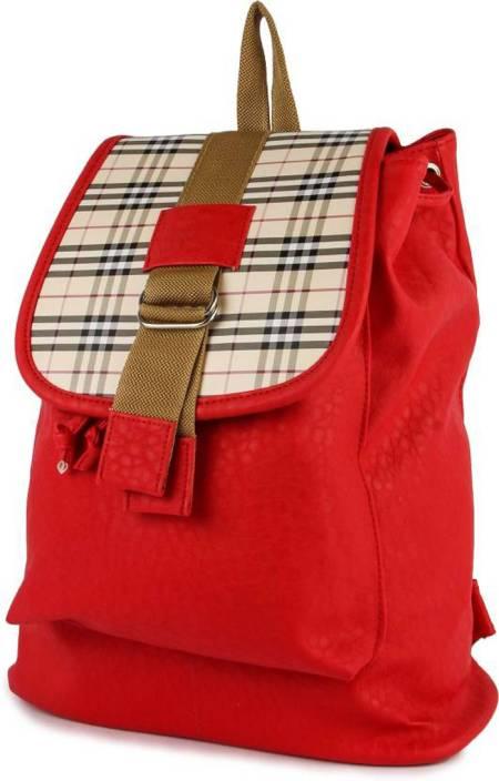 ba505fe1e4b DAMDAM Stylish Girls School bag College Bag 5 L Backpack