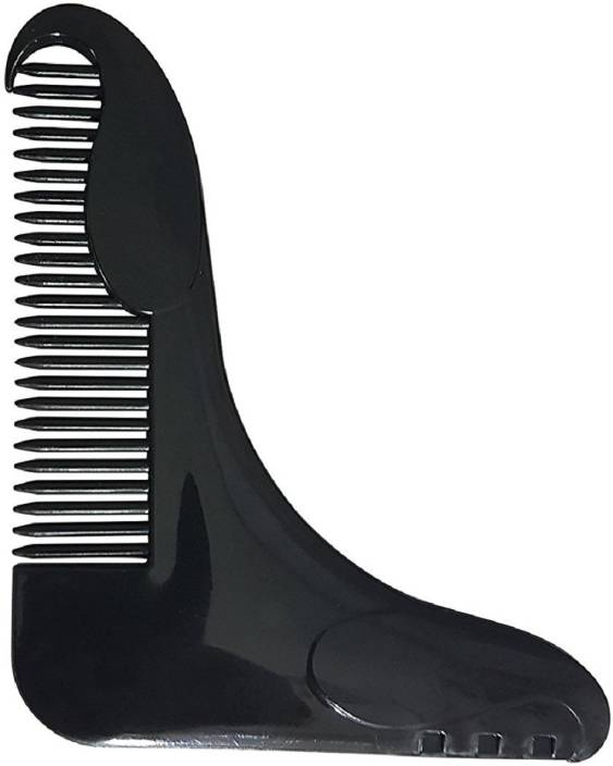 Majik Beard Shaping Tool for Perfect Lines and Symmetry Look / Beard Comb  For Men